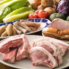産地や生産者が分かる安心な食材