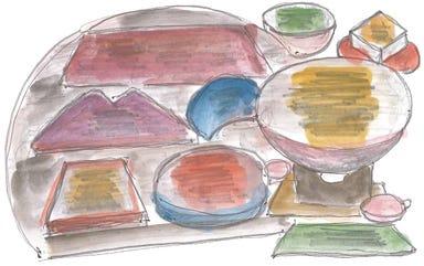 和心創菜 味菜み  コースの画像