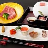 四季に富んだ和料理、季節の懐石コースはお薦め♪