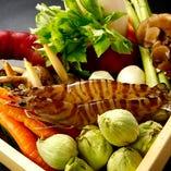 厳選した栃木県産の旬食材を丁寧に揚げる自慢の天婦羅【栃木県】
