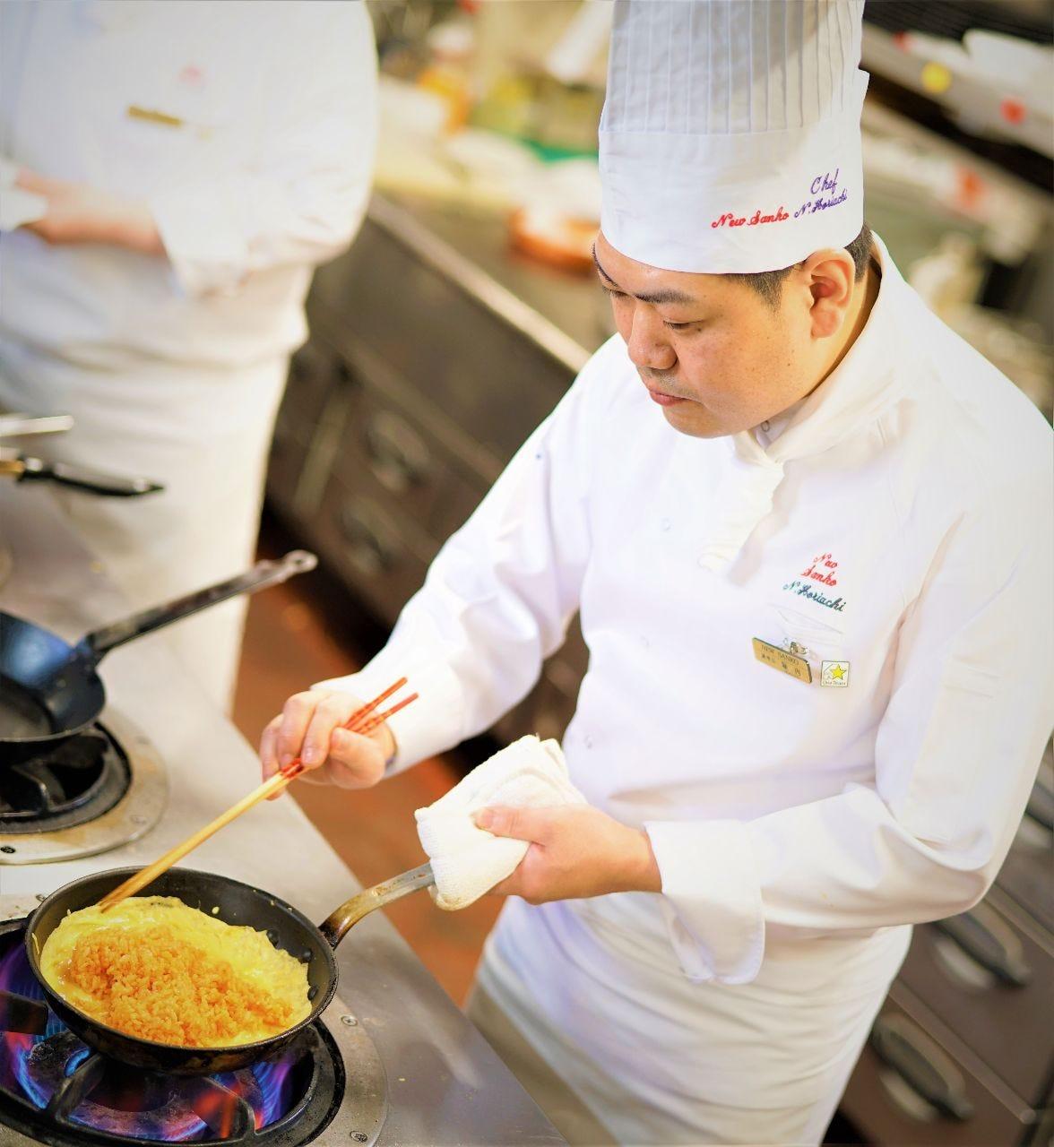 北海道 空の玄関口で、名物料理を!