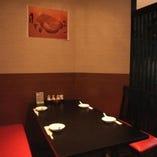 6名様~12名様 宴会個室 テーブル席