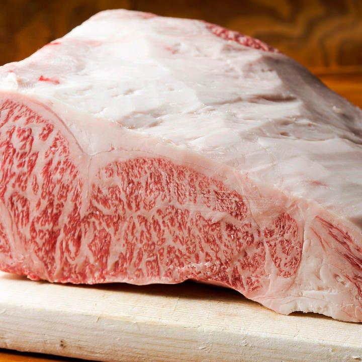 最上級の美味しさを追求した肉を余すところなくご堪能ください