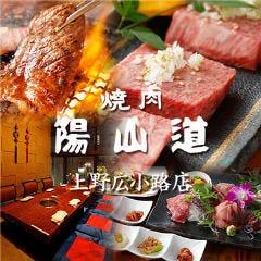 陽山道 上野広小路店