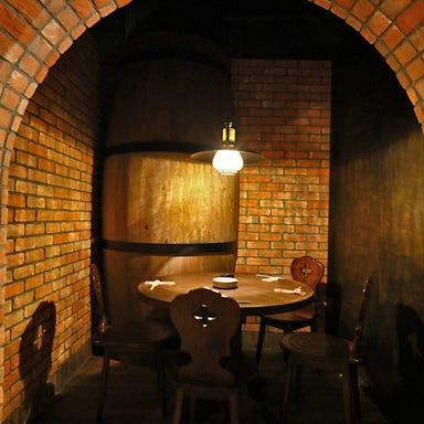 炉ばた焼 煉瓦 力丸亭  店内の画像