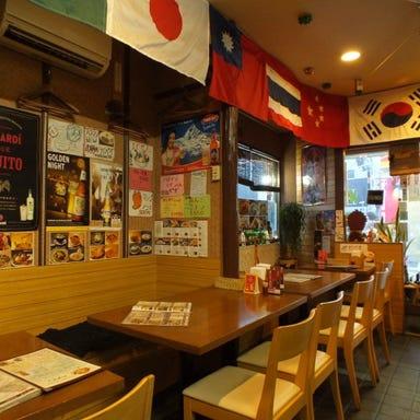 エスニック レストラン ハヌマン 石川台店  店内の画像