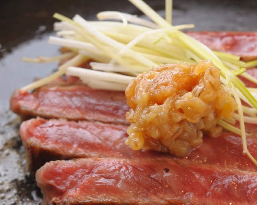 神戸牛サーロインステーキをお召し上がりください!