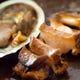 生あわびをエスカルゴバターで焼き上げます。肝は美味!