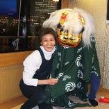 日本ならではの伝統芸能ををオプションにてご用意致します。