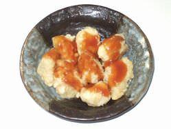 秩父B級グルメ、味噌ポテト 460円