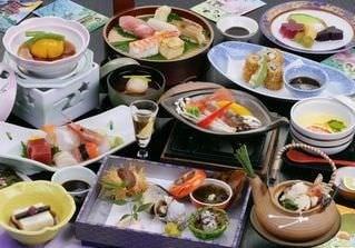 魚河岸で目利きした寿司、浜松直送鰻