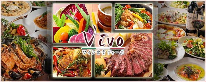 イタリアン ワイン食堂 Vivo(ヴィーボ)