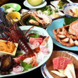 新鮮な魚を仕入れますのでご希望があれば予約時お伝え下さい。