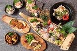 ビアガーデン×肉魚 響‐HIBIKI‐