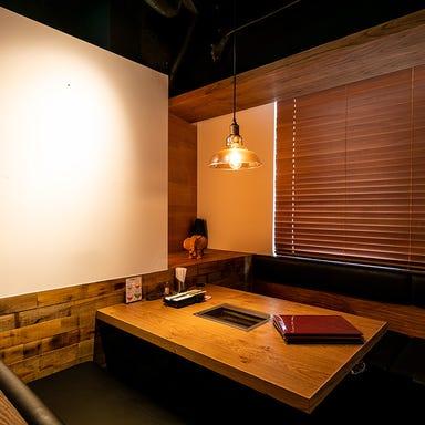 焼肉 Kan 東中野店 店内の画像