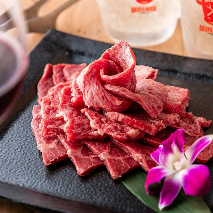 特別な日は『Kan極 肉盛り』でお祝い