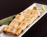 国産 鰻白焼 ※本日は愛知県一色産です。