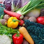 【安心】契約農家の野菜
