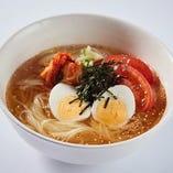 ◆サイドメニュー◆ お肉だけじゃない!冷麺やビビンバも必食