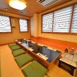 3階:お座敷個室