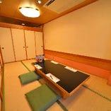 2階:お座敷個室