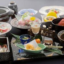 四季の懐石料理