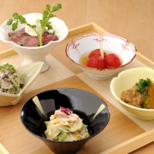 おばん菜(三種・五種)盛り合わせ