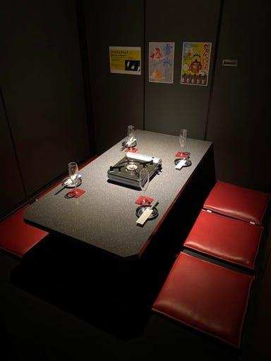 韓国料理 ベゴパ 豊田店  店内の画像