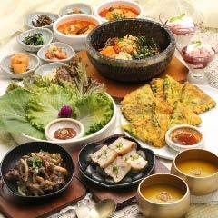 韓国料理スランジェ 新宿