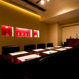 最大8名様までご利用可能な完全個室 接待・会食・女子会などにお勧めです。
