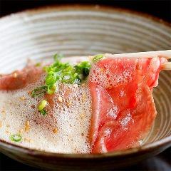 【名物】A5ランク宮崎牛サーロインの焼きすき丼