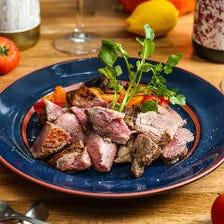 ◆アイスランド産ラム肉にこだわる
