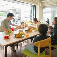 ◆子どもと通えるレストラン♪