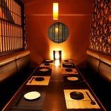 ■約40名収容の宴会場やカラオケ&キッズスペース付完全個室…貸切も大歓迎です■