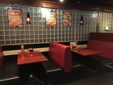 櫻花中華特色料理 中野本店  店内の画像