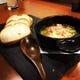 蟹味噌のアヒージョ