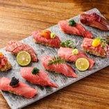 寿司10種盛り!「希少価値」の高い商品をご用意しております!