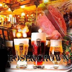 ザ・ローズ&クラウン 汐留日テレプラザ店(THE ROSE&CROWN)