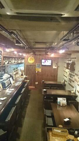 野乃鳥 千里丘酒場 店内の画像
