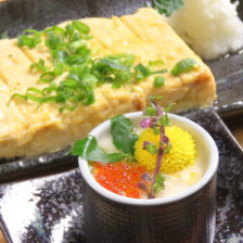 日替わりの出汁で作る味わい深い料理