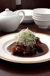 宮崎ポークの酢豚 黒酢風味