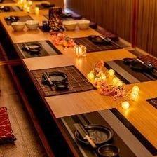 上野 個室居酒屋 鄉土宴座~enza~ 上野驛前店