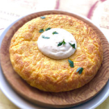 つまんでご卵トルティージャ スペイン風オムレツ