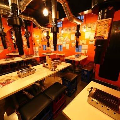 焼肉・ホルモン 房総ホルモン 渋谷道玄坂基地 店内の画像