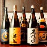 全国各地の銘酒が集う個室居酒屋♪【神奈川県】