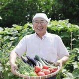 顔が見える生産者!!契約農家直送の新鮮野菜♪【神奈川県】