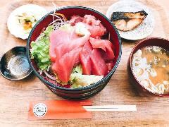 銚子直送鮮魚 魚食堂「さかなめし」 流山おおたかの森