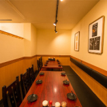 《宴会個室》5~16名までご利用可能