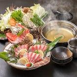 大人気宴会メニューは魚・肉・野菜と、おいしい料理が盛り沢山!