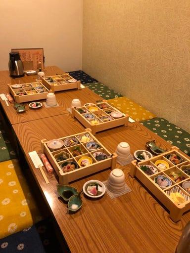旬菜 ここ彩  店内の画像